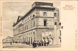 12469 - Milazzo - Palazzo Municipale (Messina) F - Messina