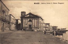 12470 - Milazzo - Storica Chiesa S.Maria Maggiore (Messina) F - Messina