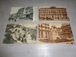 Beau Lot De 20 Cartes Postales De Belgique  La Côte  Heyst   Mooi Lot Van 20 Postkaarten Van België   Kust  Heist - Cartes Postales