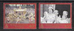 British Antarctic Territory 2003 50th Anniversary Of Coronation MNH CV £5.00 - British Antarctic Territory  (BAT)