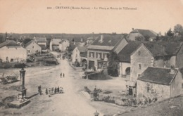 Crevans - France