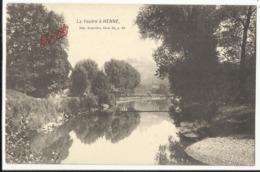 La Vesdre à HENNE (publicité Potages Maggi) - Nels - Vaux Sous Chevremont - Chaudfontaine - Chaudfontaine