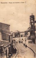 12463 - Mazzarino - Piazza Del Carmine E Corso R - Caltanissetta