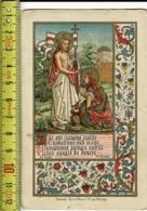 KL B031 - HEILIGE PRIESTERWIJDING VAN JOORIS DE BAECKER  1898 - Images Religieuses