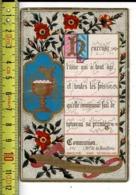 KL B032 - PREMIERE COMMUNION VAN JULES NOUWINCK - RENINGHELST 1887 - Devotieprenten