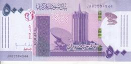 SUDAN 500 POUNDS 2019 P-New UNC */* - Soedan