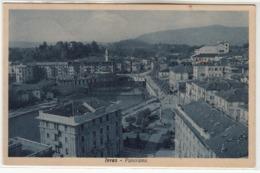 IVREA TORINO PANORAMA - CARTOLINA SPEDITA NEL 1933 - Altre Città