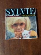 Sylvie Vartan - L'Homme En Noir - RCA VICTOR 86.071 - 1964 - - Rock