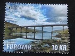 Used Stamp Of Faroe Islands 2018: Europa Europazegel Cept Faroer - 2018