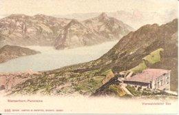 STANSERHORN (Nidwald-NW) Panorama  (Dos Non Divisé) - NW Nidwalden