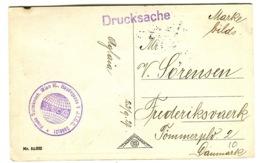 J.T.C.C. Collector's Club Violet Handstamp On Vienna Postcard 1927 - Vienne