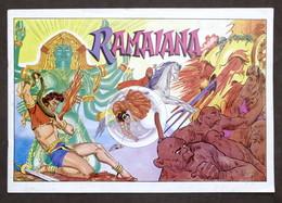 Fumetti - Ramaiana - Poema Epico Indiano - Anastatica 1980 Conti - Boeken, Tijdschriften, Stripverhalen