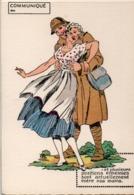 BARRE-DAYEZ 1219 C - Communiqué Du ... Et Plusieurs Positions Ennemies Sont Actuellement Entre Nos Mains  (116951) - Illustrators & Photographers