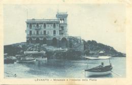 12962 - Levanto - Miramare E L'imbarco Della Pietra - (La Spezia) F - La Spezia