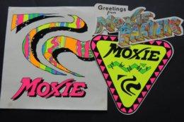 Autocollant  MOXIE - Aufkleber