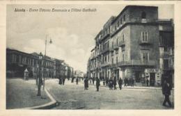 12444 - Licata - Piazza Progresso - Via Vittorio Emanuele (Agrigento) F - Agrigento