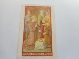 DEVOTIE-DESCLEE -SANTUS ANTONIUS DE PADUA - Religione & Esoterismo