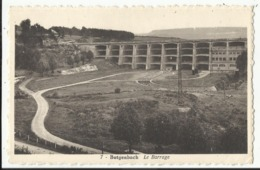 BUTGENBACH - Le Barrage - Butgenbach - Buetgenbach