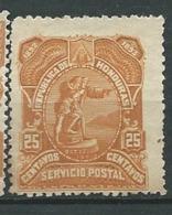 Honduras  Yvert N°51 (*) - Ad 39312 - Honduras