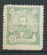 Honduras  Yvert N°80 (*) - Ad 39314 - Honduras