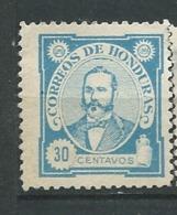 Honduras  Yvert N°81  (*) - Ad 39315 - Honduras