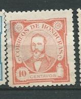 Honduras  Yvert N°79  (*) - Ad 39316 - Honduras