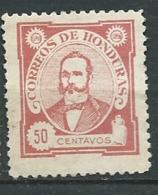 Honduras  Yvert N°82  (*) - Ad 39317 - Honduras