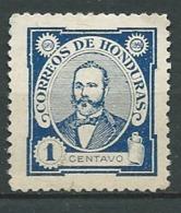 Honduras  Yvert N°76  (*) - Ad 39318 - Honduras