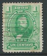 Honduras  Yvert N°  92  Oblitéré  - Ad 39322 - Honduras