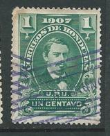 Honduras - Yvert N° 100 Oblitéré   - Ad 39327 - Honduras