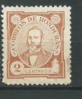 Honduras - Yvert N° 77 (*)   - Ad 39338 - Honduras