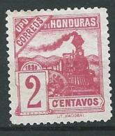 Honduras - Yvert N° 85 (*)   - Ad 39339 - Honduras
