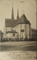 Kontich - Contich // Eglise St. Martin - St. Martens Kerk 1902 Uitg. Hermans Serie K No. 103 Zeldzaam - Kontich