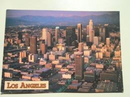 ETATS UNIS CA CALIFORNIA LOS ANGELES AN AERIAL VIEW AT DUSK- A FABULOUS SIGHT - Los Angeles