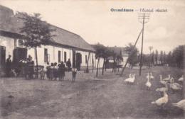 Oroszlamos. Tbe Non écrite - Serbia