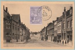 Harelbeke : Marktstraat - Met Filatelistische Frankering - Harelbeke