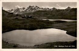 Melchsee Frutt Mit Titlis (1726) * 22. 5. 1934 - OW Obwalden