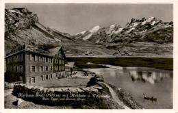 Kurhaus Frutt Mit Melchsee U. Titliskette (07029) * 14. 7. 1931 - OW Obwalden