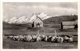 Kapelle Melchsee-Frutt Mit Titliskette (3091) - Mit Rand * 11. 8. 1934 - OW Obwalden