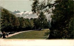 Engelberg - Professorenweg Mit Spannörter (1889) - OW Obwalden