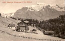 Engelberg - Schwandalp Mit Titlis (8024) - OW Obwalden