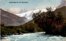 Engelberger Aa Mit Spannörter (3219) * 18. 6. 1913 - OW Obwalden