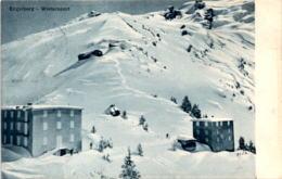 Engelberg - Wintersport * 18. 11. 1912 - OW Obwalden