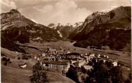 Engelberg Mit Hahnen, Spannorter U. Titlis (1970) * 10. 6. 1929 - OW Obwalden