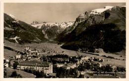 Engelberg Mit Spannörter Und Titlis (33403) - OW Obwalden