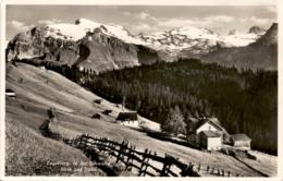 Engelberg - In Der Schwand - Blick Auf Titlis (8296) * 14. 10. 1947 - OW Obwalden
