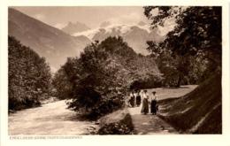 Engelberg - Professortenweg - OW Obwalden