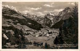 Engelberg Mit Rigidalstock (33385) * 21. 5. 1929 - OW Obwalden