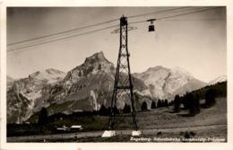 Engelberg - Schwebebahn Gerschnialp-Trüebsee * 15. 7. 1930 - OW Obwalden
