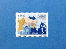 2007 ITALIA BORGATA GIULIANA DI FERTILIA ALGHERO FRANCOBOLLO NUOVO STAMP NEW MNH** - 1946-.. République